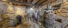 Immagine del virtual tour 'Antica Civitas Sotterranea - Civita'