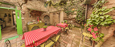 Immagine del virtual tour 'Osteria Al Forno di Agnese - Civita'